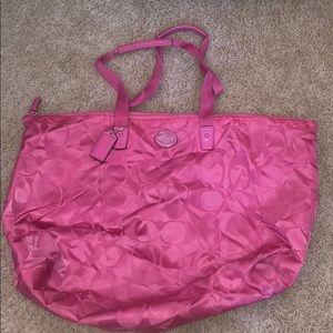 Coach Duffle Bag - Weekender